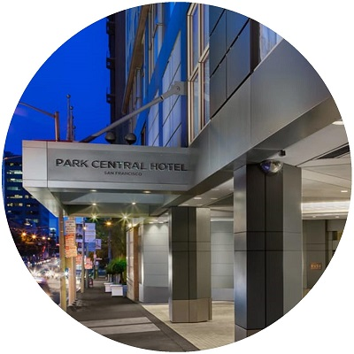Discuss government programs with your Alliance peers at the Park Central Hotel in San Francisco