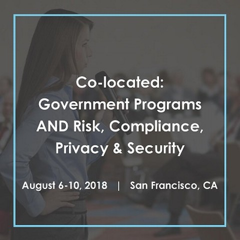 Government Programs AND Risk, Compliance, Privacy & Security: Registration is now open