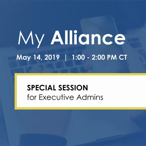 The Health Plan Alliance is #MyAlliance
